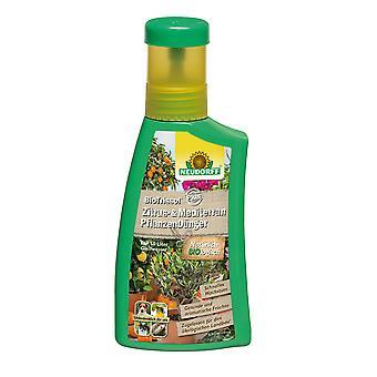 NEWDORFF BioTrissol® Plus Citrus & Mediterranean PlantsFertilizer, Liquid, 250 ml