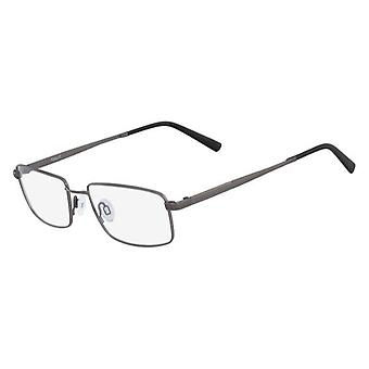 Flexon Larsen 600 033 Gunmetal Glasses