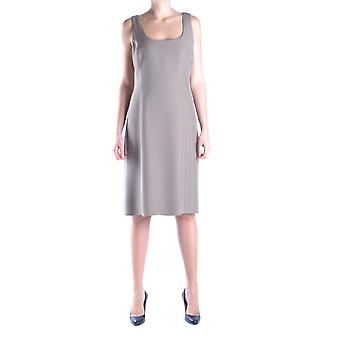 Armani Collezioni Ezbc049137 Women's Grey Other Materials Dress