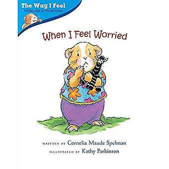 When I Feel Worried (Way I Feel Books)