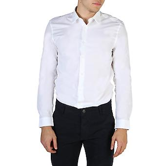Calvin Klein Original Men All Year Shirt - White Color 38430