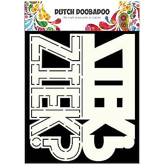 Dutch Doobadoo Dutch Card Art Text Ziek? (NL) A5 470.713.641