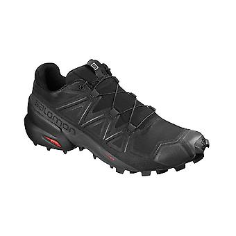 サロモンスピードクロス5 406840は、すべての年の男性の靴を実行します