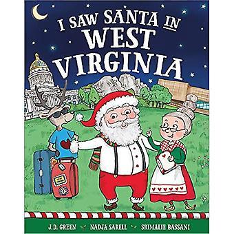 I Saw Santa in West Virginia (I Saw Santa)