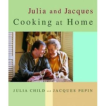 Julia and Jacques Cooking at Home by Julia Child - Jacques Pepin - 97