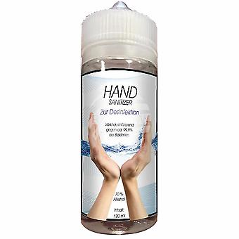 1-Pack Hand Sanitizer 70% Alcohol Hand Sanitzer 1x120ml