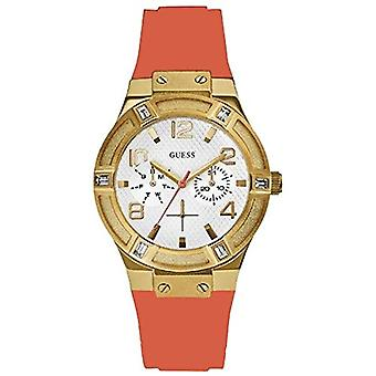 Guess women's Quartz analogue watch with rubber strap W0564L2