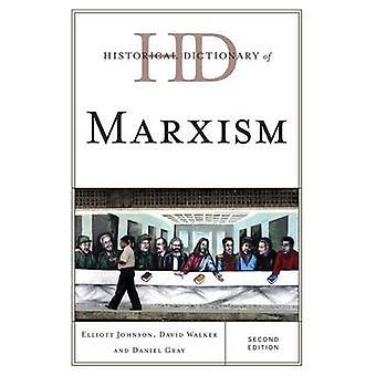 Diccionario histórico del marxismo por Elliott JohnsonDavid WalkerDaniel Gray
