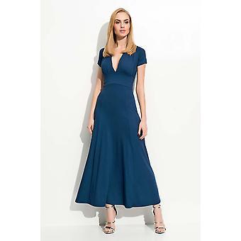 Ναυτικό μπλε φορέματα makadamia