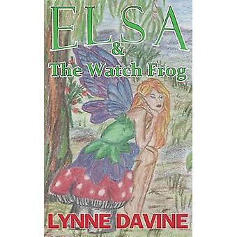 Elsa  The Watch Frog by Davine & Lynne P