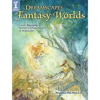 Droomreservaten Fantasy Worlds door Stephanie PuiMun wet