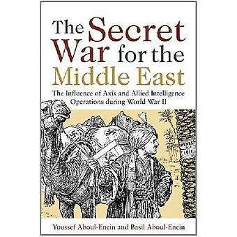 The Secret War for the Middle East - The Influence of Axis and Allied