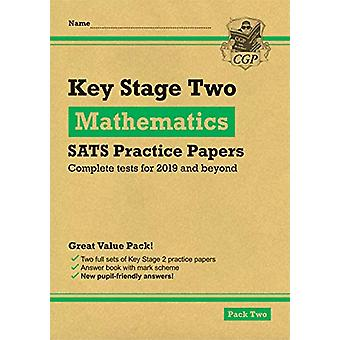 New KS2 Maths SATS Practice Papers - Pack 2 (for the 2020 tests) by CG