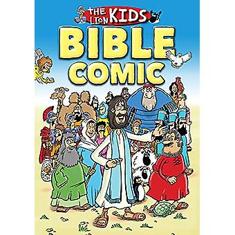 The Lion Kids Bible Comic by Ed Chatelier - 9780745977195 Book