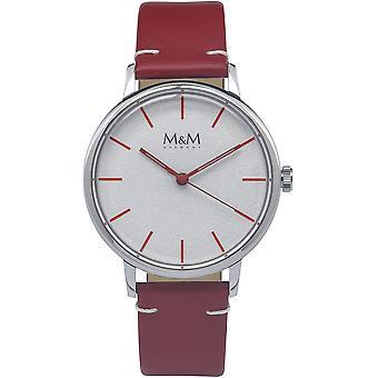 M&M Germany M11952-642 New classic Men's Watch