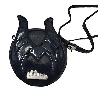 Disney Villains Maleficent Black Purse with Strap