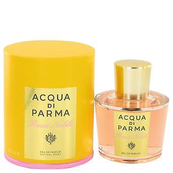 Acqua Di Parma Rosa Nobile Eau De Parfum Spray przez Acqua Di Parma 3,4 uncji Eau De Parfum Spray