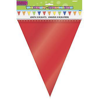 Unik fest flerfärgad flaggor Vivigtor Bunting 10M