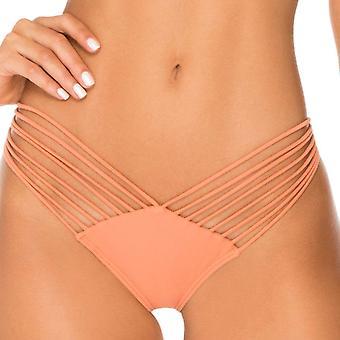 Luli Fama Women's Swimwear, -Azafran, MED