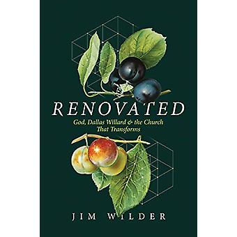 Renovated by Jim Wilder - 9781641581677 Book