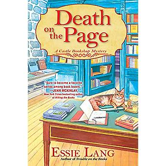 Death On The Page by Essie Lang - 9781643852942 Book