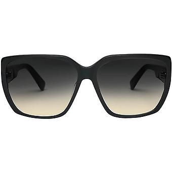 Electric California Honey Bee Sunglasses - Matte Black/Black Gradient