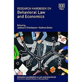 Research Handbook on Behavioral Law and Economics par Joshua C. Teitel