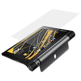 atFoliX Verre film protecteur compatible avec Lenovo Yoga Tab 3 8.0 9H Hybride-Verre