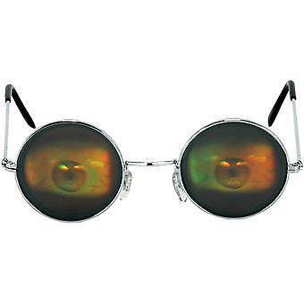 Glasses Eyeball Holografix