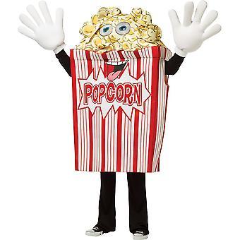 Popcorn Waver Costume Adult