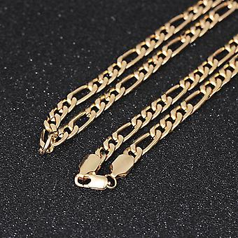 Chain in gold plating unique design for men