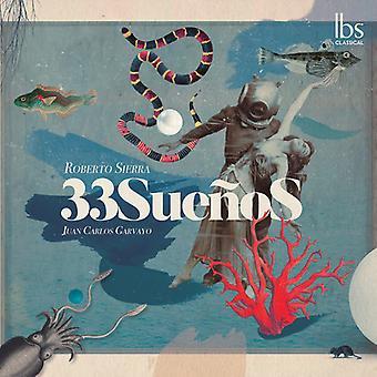 33 Suenos [CD] USA import