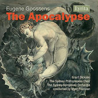 Goossens / Dickson / Seymour - Apocalypse [CD] USA import