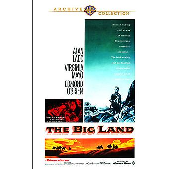 Big Land [DVD] USA import