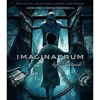 Nightwish - Imaginaerum by Nightwish [DVD] USA import