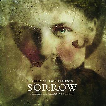 Colin Stetson - Sorrow - Reimagining of Gorecki's 3rd Symphony [CD] USA import