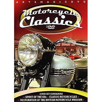 Motorcycle Classics [DVD] USA import