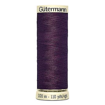 Gutermann Sew-all 100% Polyester Thread 100m Hand and Machine Colour Code  - 517