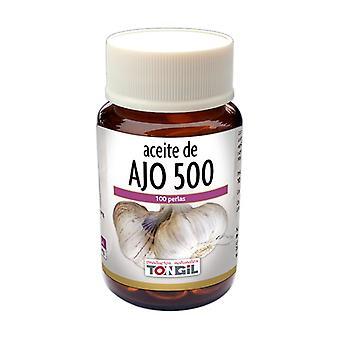 Garlic Oil 500 100 softgels