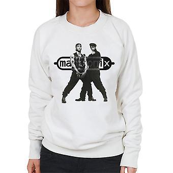 Mantronix Duo Shot Women's Sweatshirt