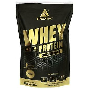 Peak Whey Protein Concentrate  Chocolate 1000 gr