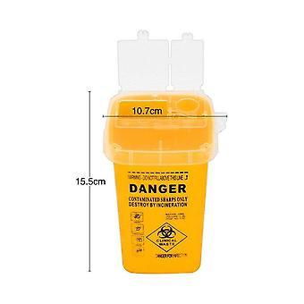 Tattoo Consumabile Container pentru de unică folosință Sharps Medical Ac Sfaturi - Waste Box Tattoo Accesorii Găleți Colecții Butoaie