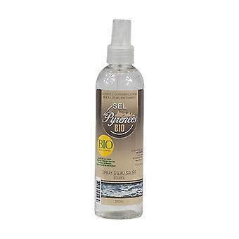 Organic Pyrenees salt - source salt water spray 250 g