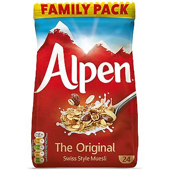 Alpen Original Muesli Bag Pack