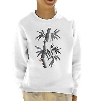 Subtle Bamboo Kid's Sweatshirt