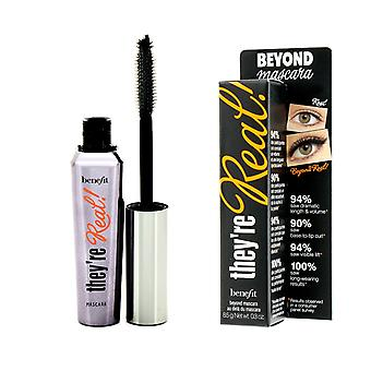 They're real beyond mascara black 152966 8.5g/0.3oz