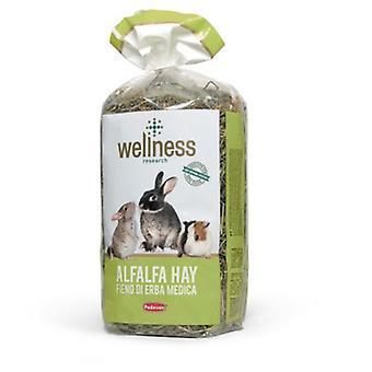 Padovan Wellness Alfalfa Feed With Calendula Petals (Small pets , Hay)