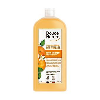 Organic families shower shampoo 1 L