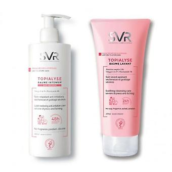 SVR Topialyse Pack 2 Pieces (Health & Beauty , Personal Care , Cosmetics , Cosmetic Sets)