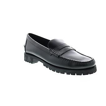 Sebago Volwassen Mens Dan Waxy Lug Penny Loafers & Slip Ons
